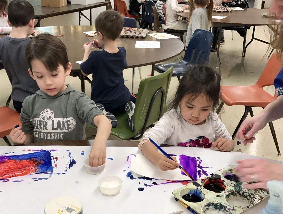 Students, staff celebrate Catholic Schools Week