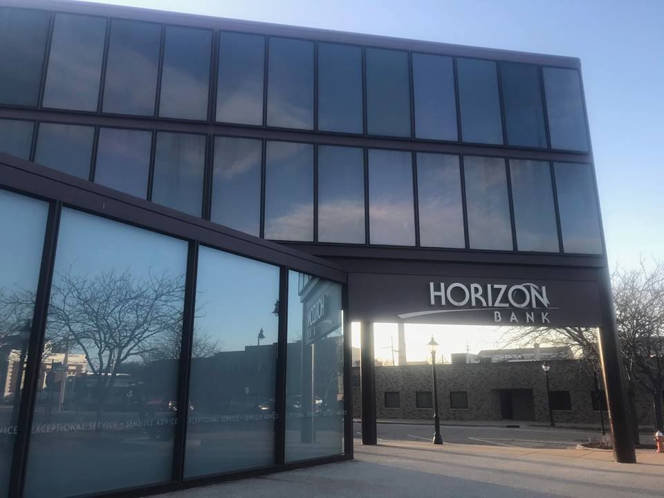 Horizon Bank closing nine branches, most in connection with merger
