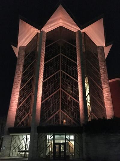 Chapel of the Resurrection stock
