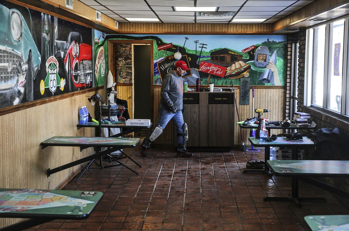 Exchange Restaurant Restoration