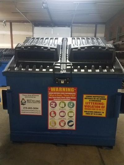 Drop-off recycling in Porter County in jeopardy; district adding restrictions to reduce contamination