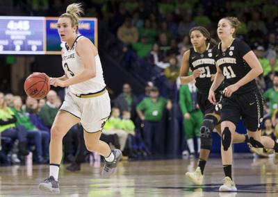 Wake Forest Notre Dame Basketball