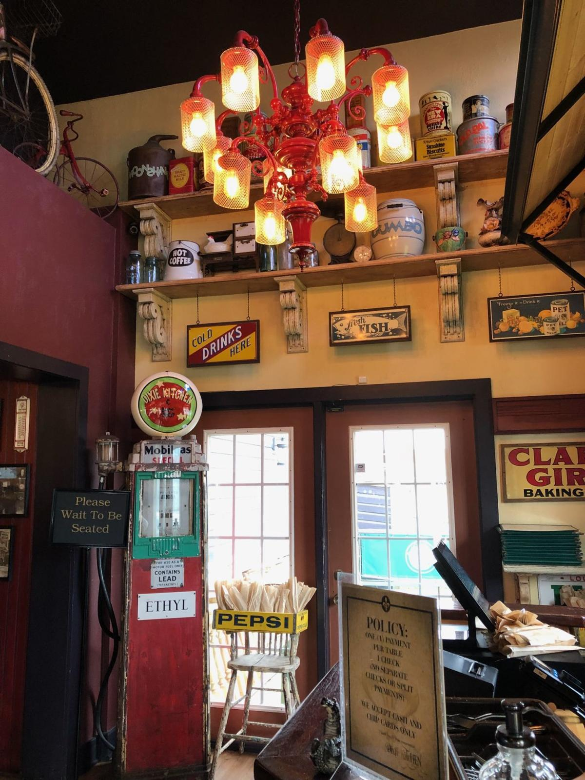 Restaurant Scene Cajun Creole Dishes Star At Dixie Kitchen In Lansing Food And Cooking Nwitimes Com