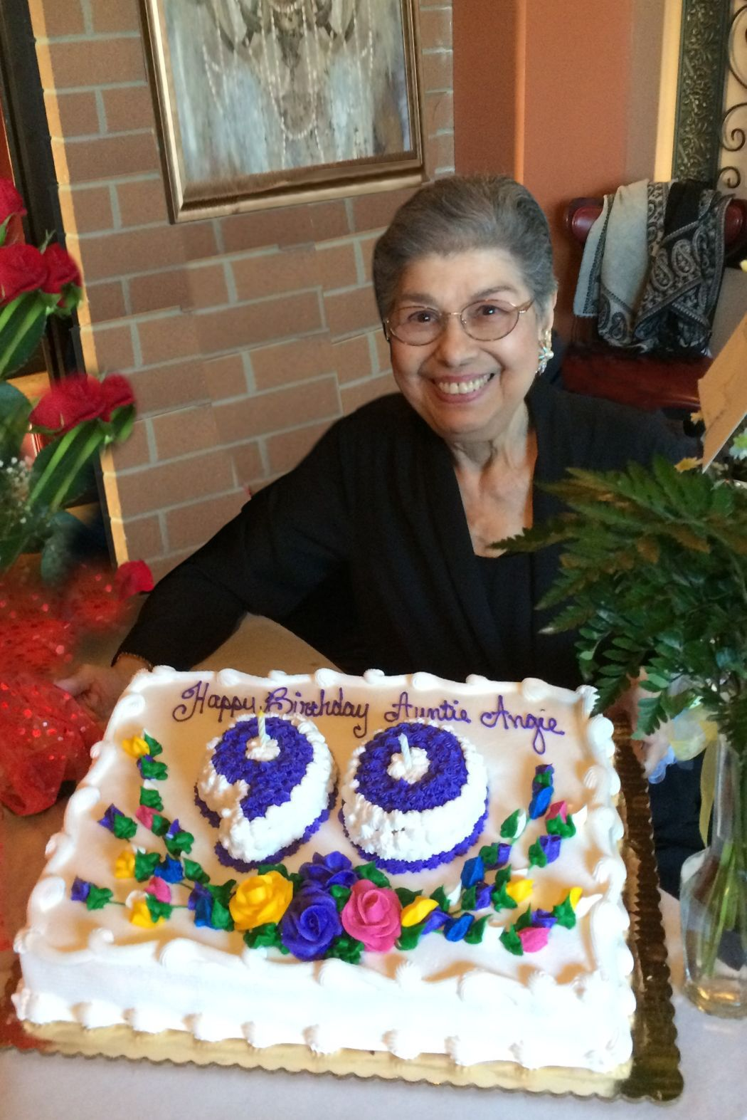 Look who turned 90!