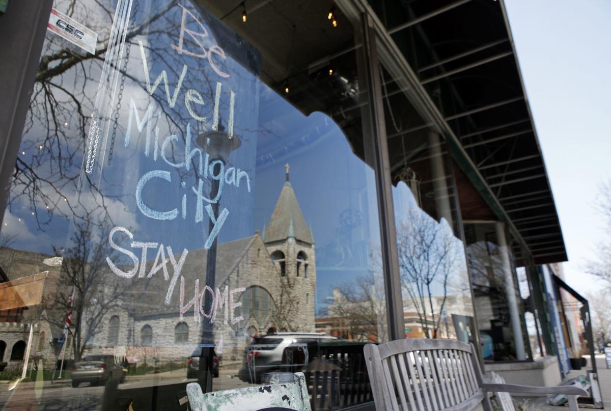 Stay home, Michigan City