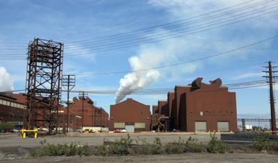 Great Lake steel production slides