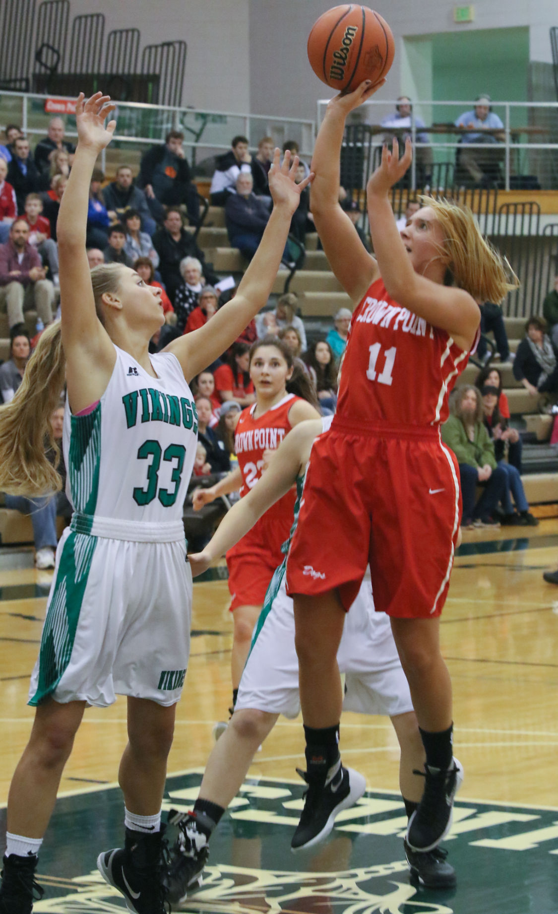 Crown Point's Hannah Albrecht commits to IPFW after St. Joe's closes