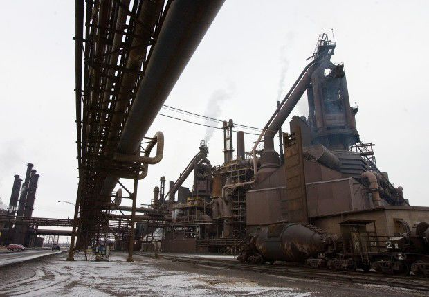 Steel production down by 19.4% in 2020