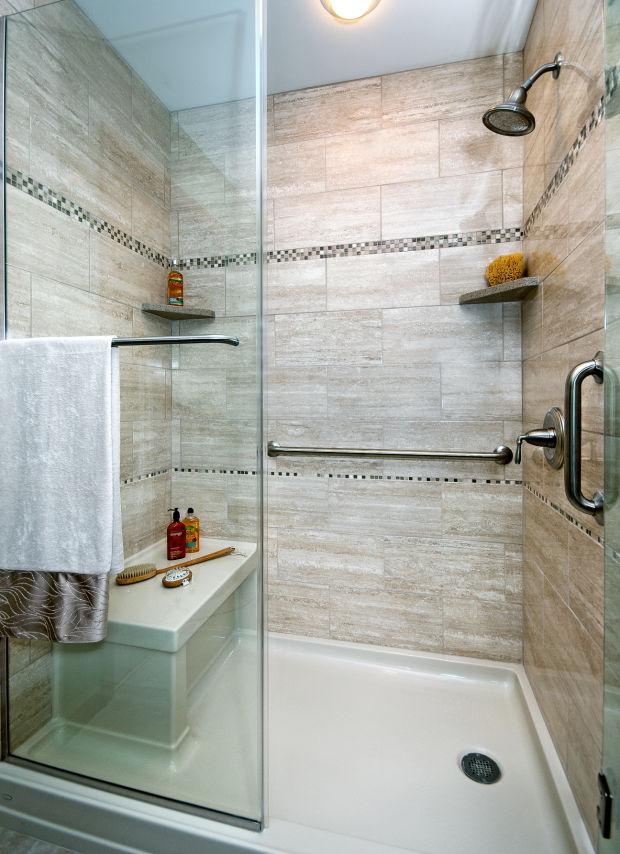 Tile Trends In Bathroom Furniture For 2017: Tile Trends: The Latest In Versatile, Distinctive Designs