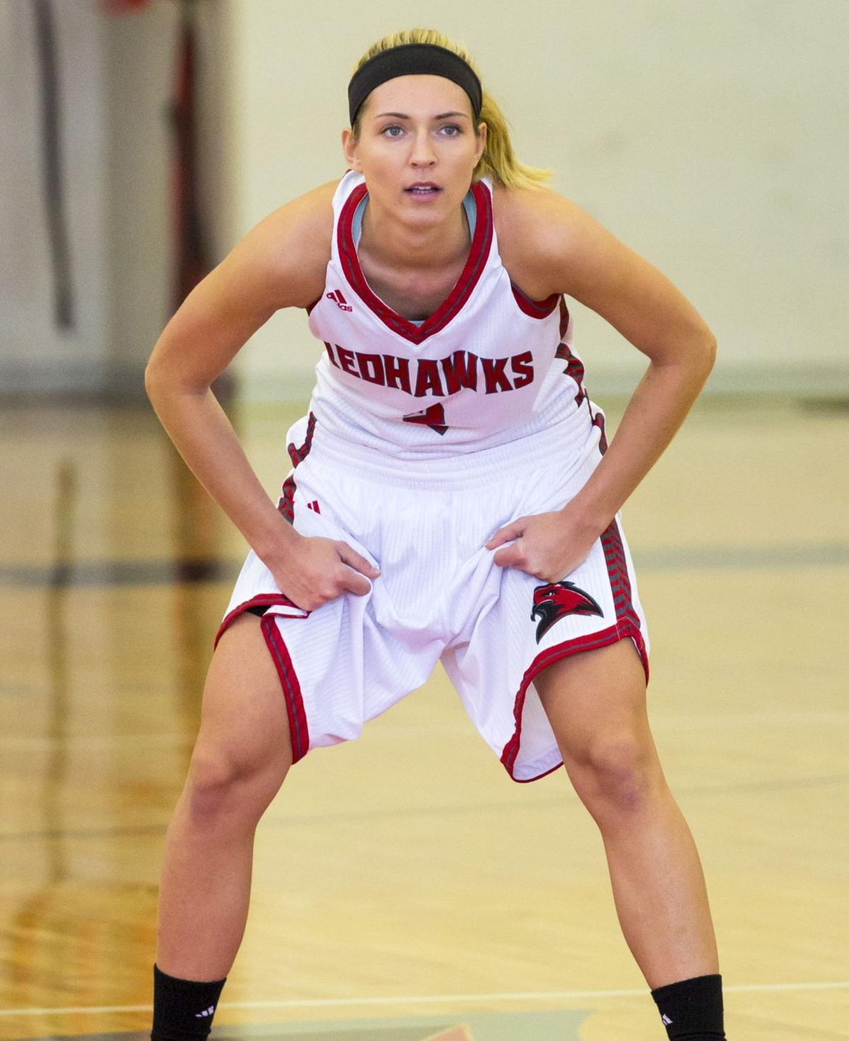 Munster grad and Indiana Northwest basketball player Bernadette Grabowski