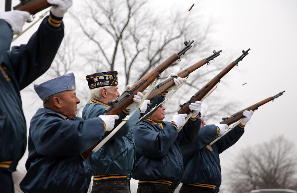 Gallery: Pearl Harbor Remembrance Day service
