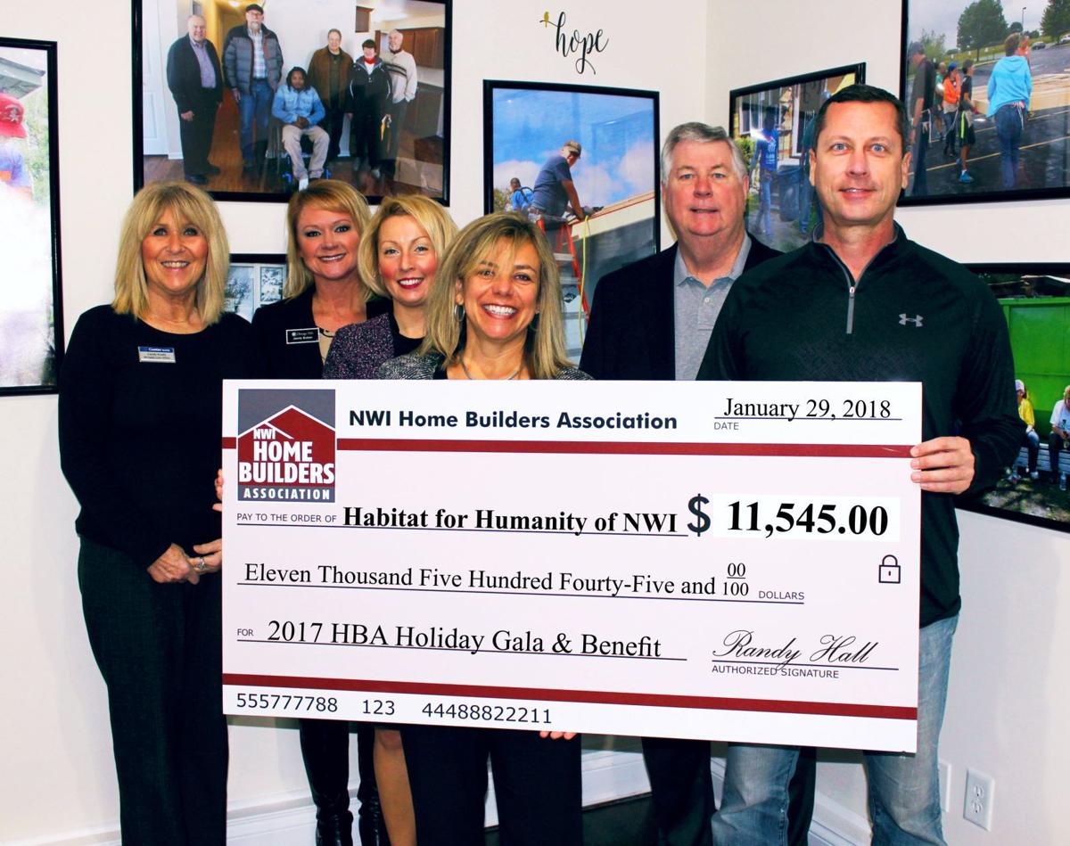 Home Builders Association partners with Habitat for Humanity to turn houses into homes