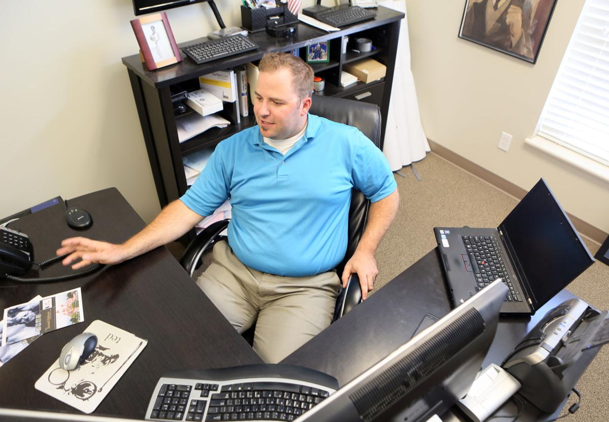 Adam Graper is the Director of Media/IT for the City of Crown Point.