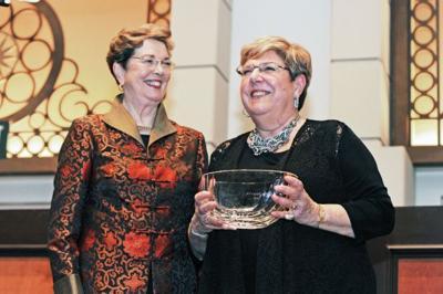 GSU president wins prestigious award from American Council on Education
