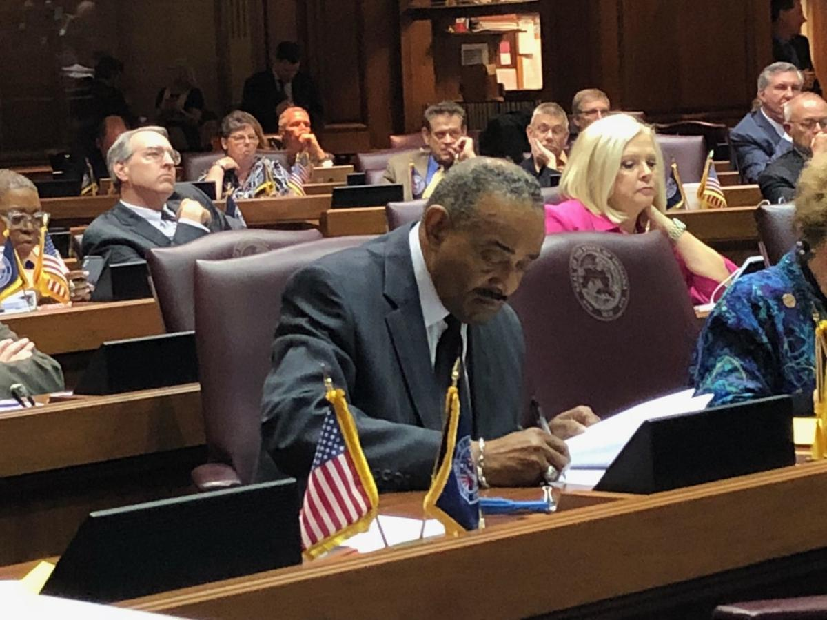 Indiana lawmakers meeting in special session approve reduced role for Gary school board