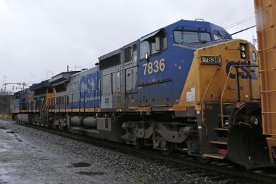 Csx Railroad News >> Csx Ceo Dies Of Complications From Recent Illness Local News