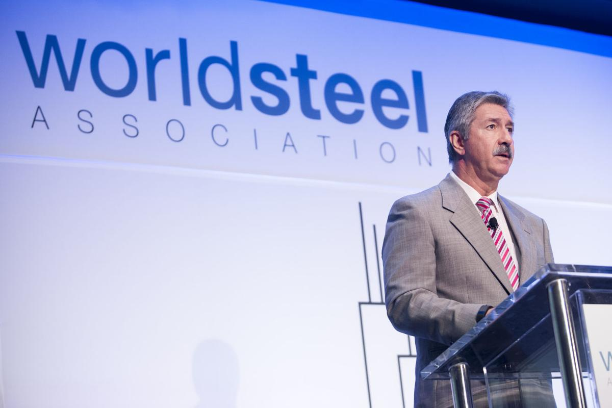 U.S. Steel CEO sees pay hike, Mittal's compensation shrinks