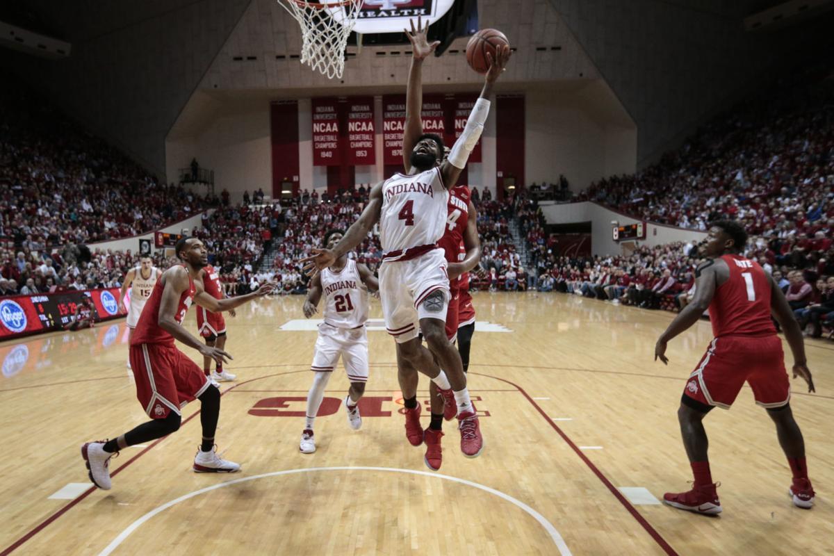 Ohio St Indiana Basketball