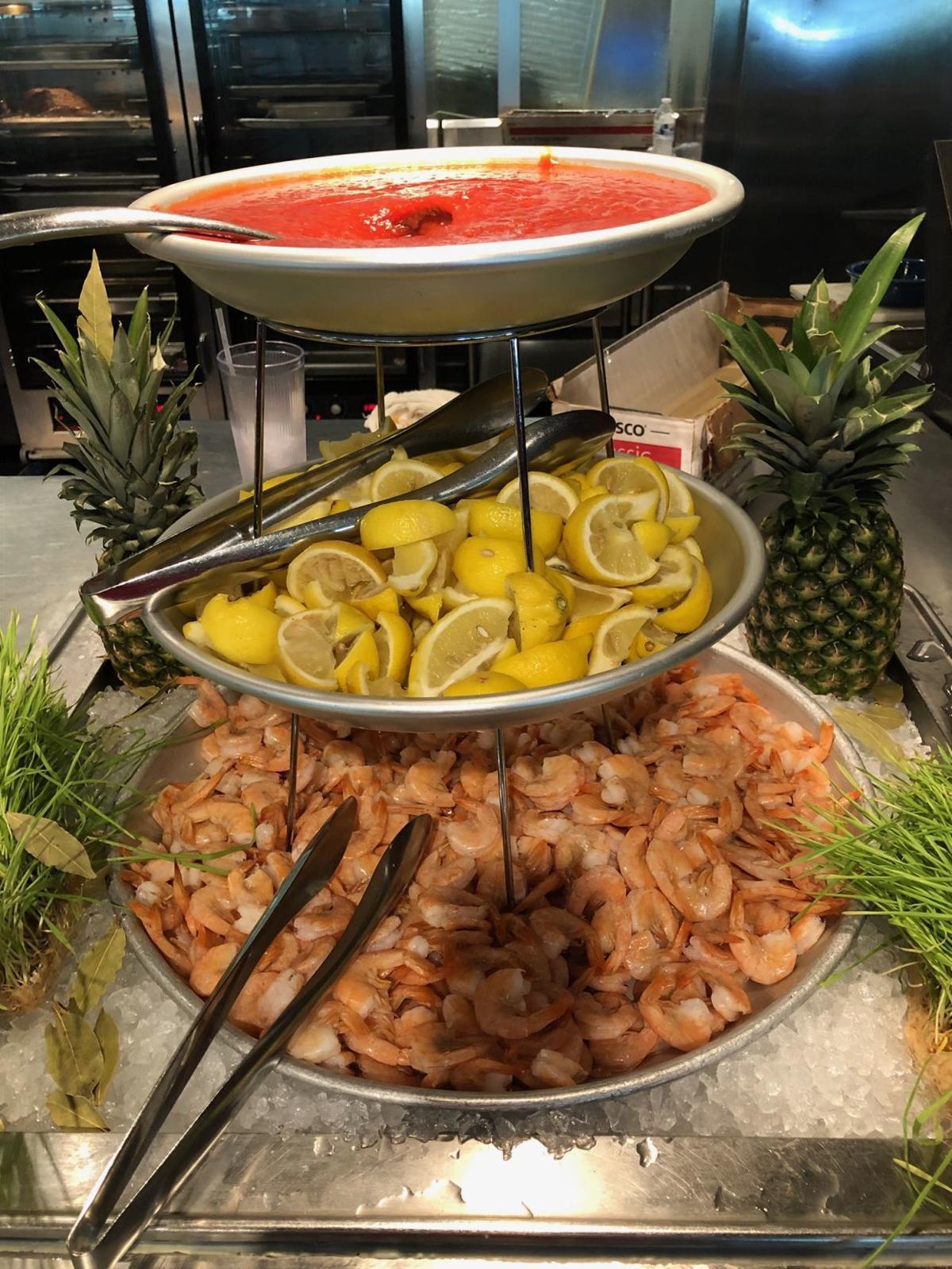 Ananas Buffet restaurant scene: enjoy sunday brunch at harbor view buffet | food