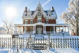 Discover Verdurette, a one-of-a-kind Illinois farmstead dating to 1855