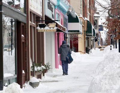 Harsh winter to blame for stalled economic progress