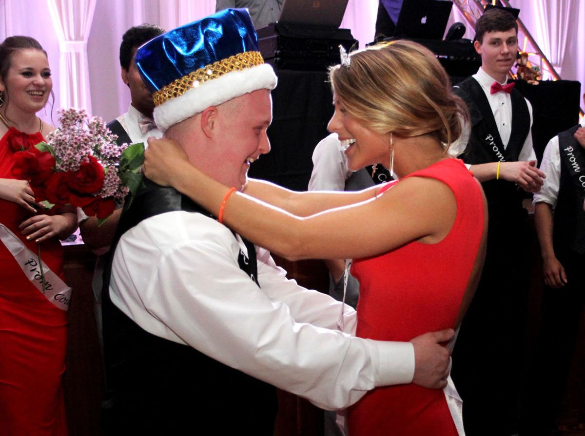 Prom king wins L.C. students' hearts, votes