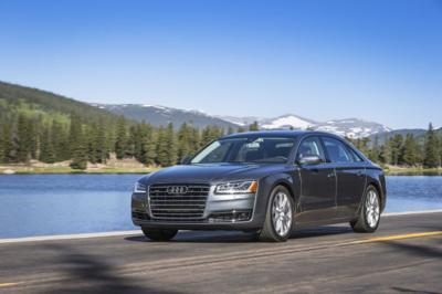 Audi A8 switching back to high-strength steel