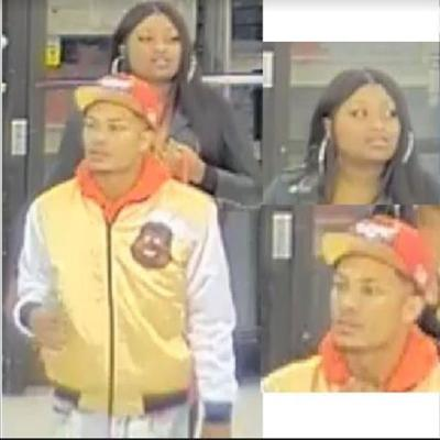 Police seek tips about pair accused in 'quick change scam' at Hobart business