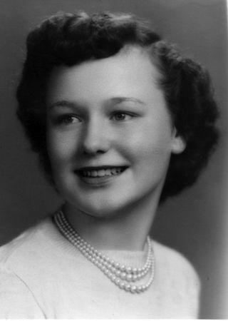 """Barbara J. Thompson """"Bobbie"""""""
