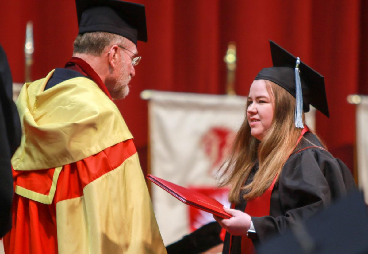Indiana University Northwest 53rd annual commencement