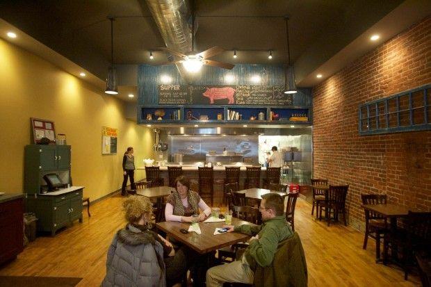 Acclaimed farm-to-fork restaurant buying Strongbow Inn