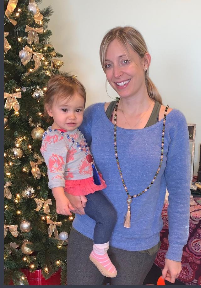 Oatmeal Bake kicks off holiday festivities for yoga center owner