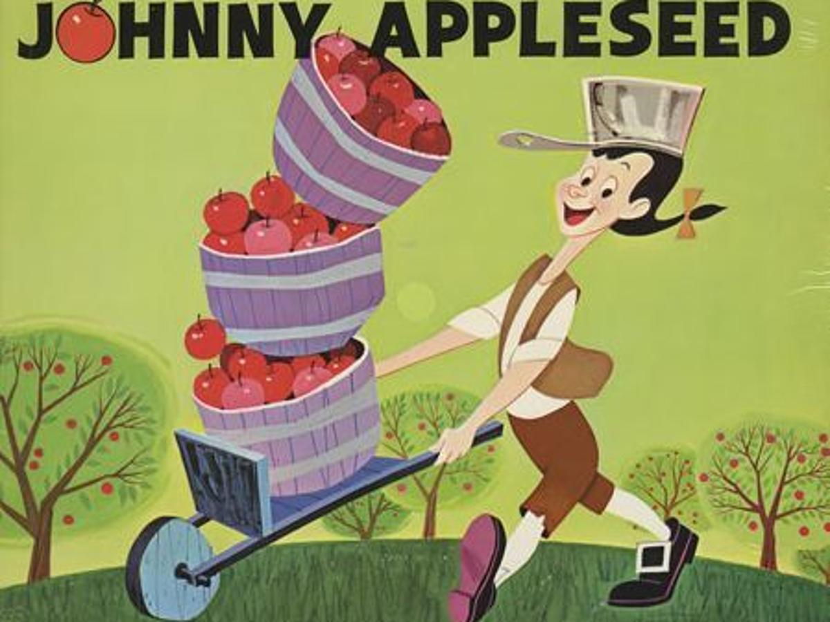 From The Farm Reader S Faux Apple Dessert Recipe As Eccentric As Johnny Appleseed Philip Potempa Nwitimes Com