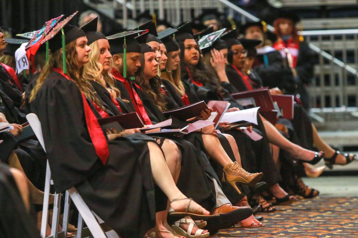 Gallery: 52nd annual Indiana University Northwest graduation
