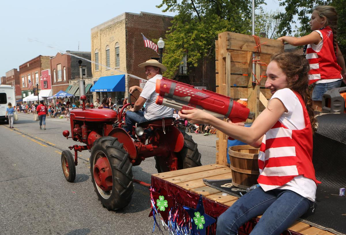Annual Lowell Labor Day Parade