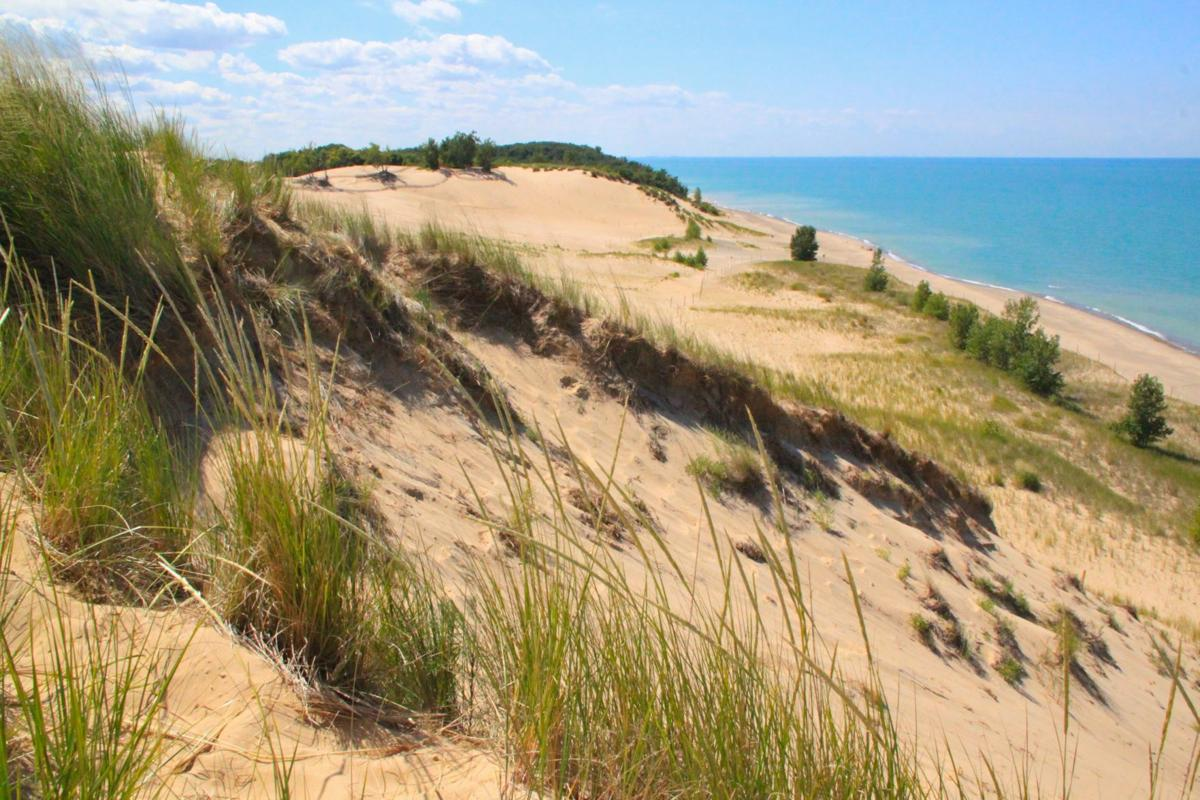 Duneland 2018 Cover The Indiana Dunes National