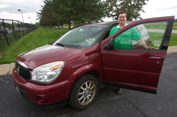 2006 buick rendezvous transmission problems