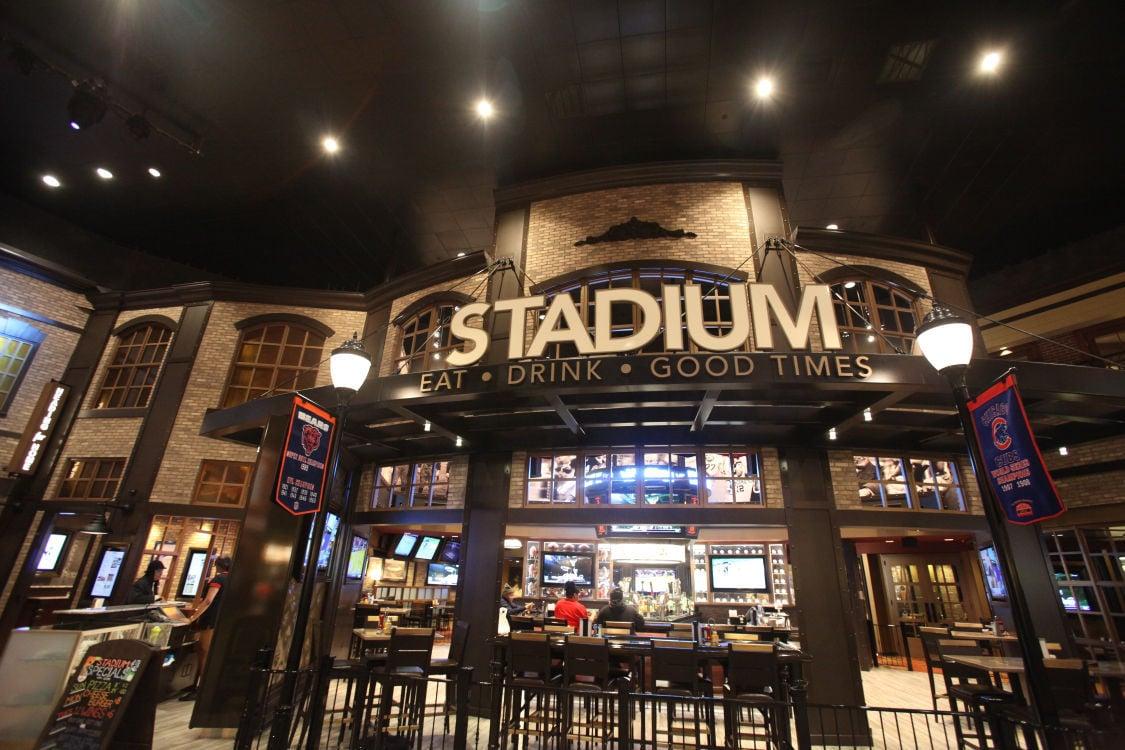 Ameristar Stadium sports bar