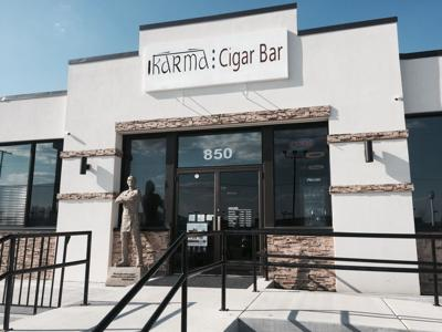 Karma Cigar Bar secures liquor license