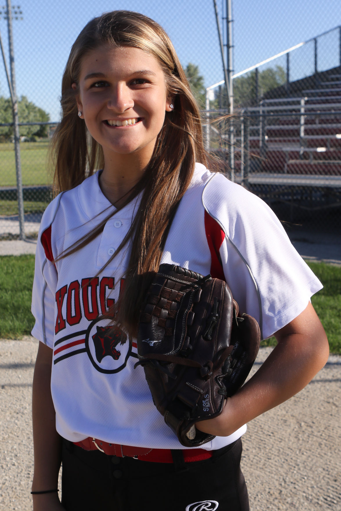 Kankakee Valley's Kaylee Barrett picks Indiana State for college softball