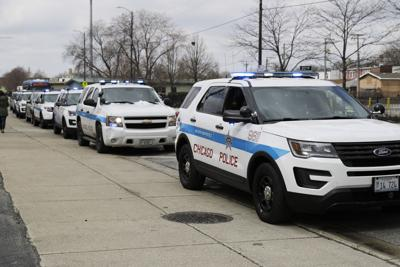 Chicago Police stock