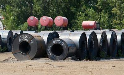 Great Lakes steel production rises by more than 3%