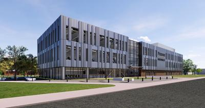 PNW breaks ground on bioscience innovation building