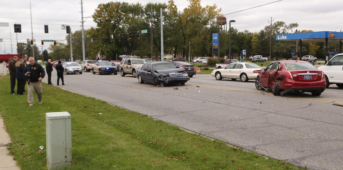 Lake County judge injured in two-vehicle crash | Lake County