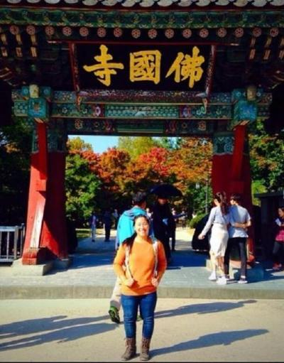 Adopted coed finds her birthplace while studying in Korea