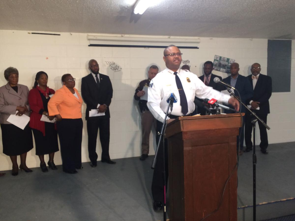 Gary officials, community leaders reiterate commitment to reducing violence