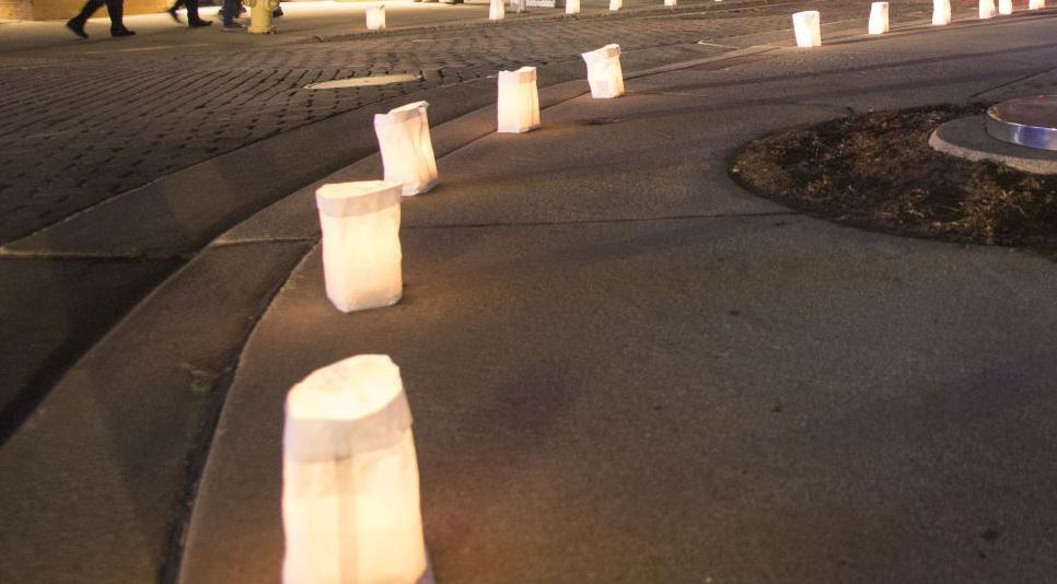 Valpo Luminary Walk