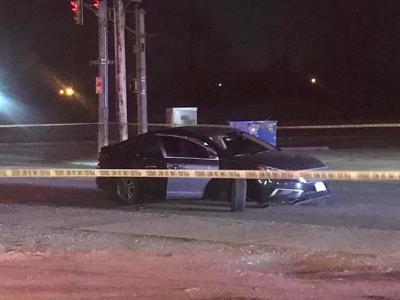 Hammond police find gunshot wound victim in car, turn case over to East Chicago