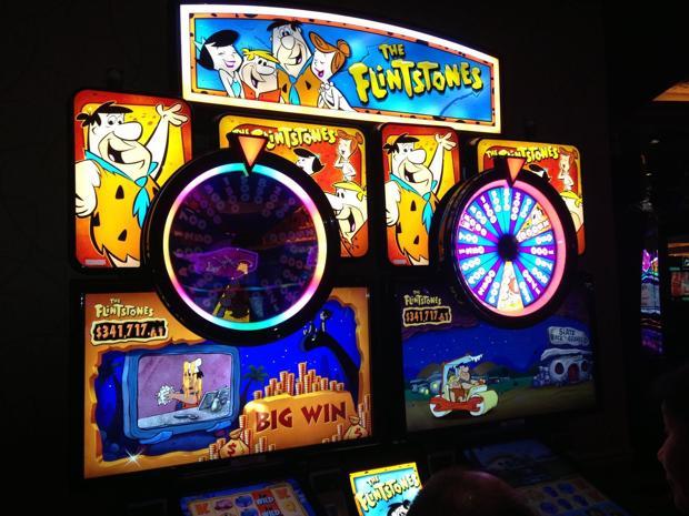 Flintstones Slot Machine Game