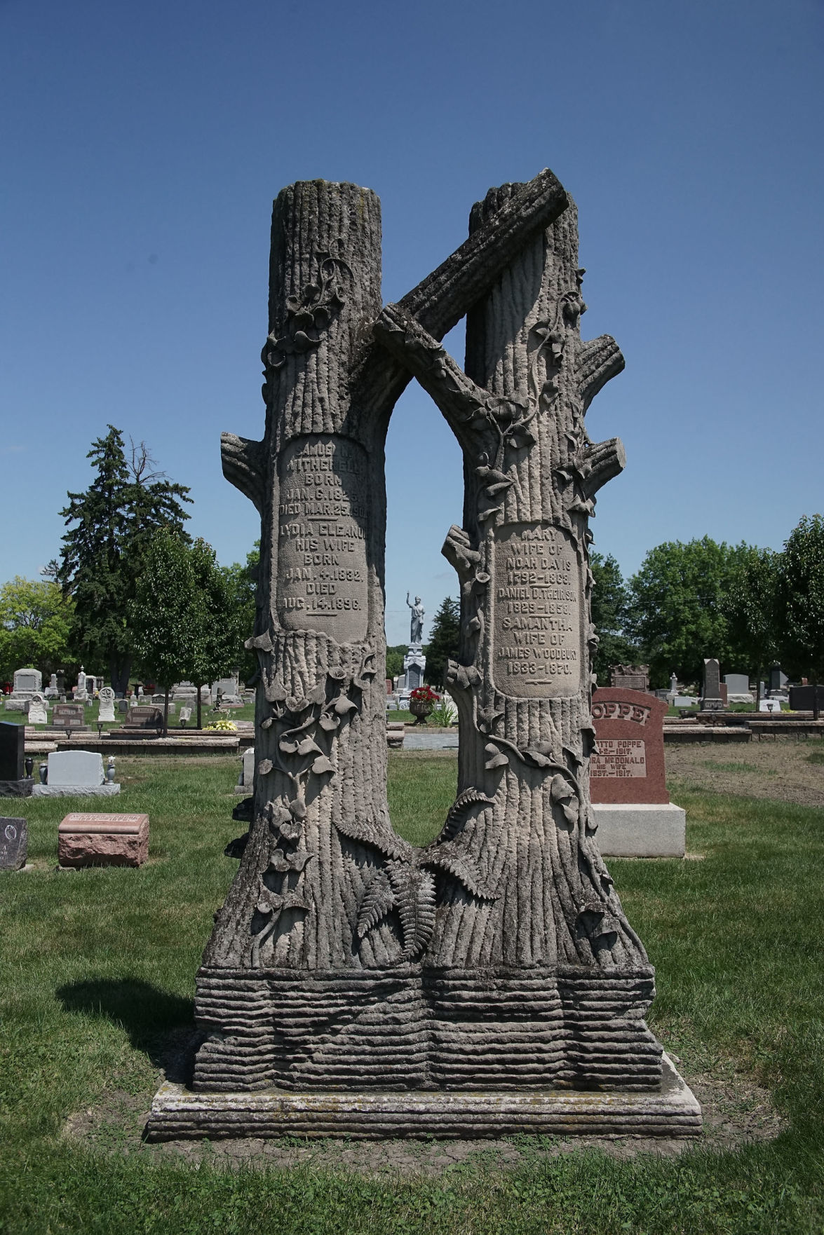 Maplewood Cemetery in Anderson Indiana  Find A Grave